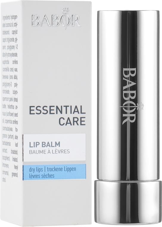Balsam für trockene Lippen - Babor Essential Care Lip Balm — Bild N1