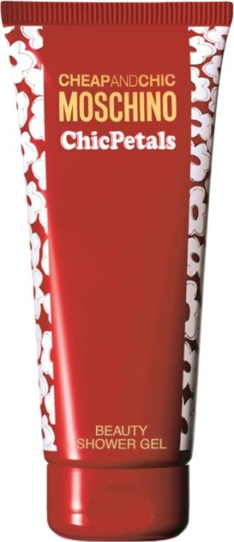 Moschino Cheap And Chic Chic Petals - Duschgel — Bild N2
