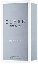 Düfte, Parfümerie und Kosmetik Clean Clean For Men Classic - Eau de Toilette