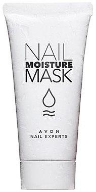 Regenerierende Feuchtigkeitsmaske für die Hände, Nägel und Nagelhaut mit Kakao- & Sheabutter - Avon Nail Moisture Mask Nail Experts — Bild N1