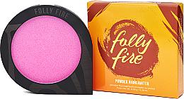 Düfte, Parfümerie und Kosmetik Farbintensiver Highlighter mit pflanzlichen Inhaltstoffen - Folly Fire Translucent Dream Powder Highlighter (Sweet 16)