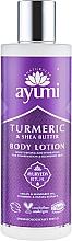 Düfte, Parfümerie und Kosmetik Körperlotion mit Kurkuma und Sheabutter - Ayumi Turmeric & Shea Butter Body Lotion