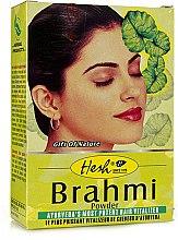 Düfte, Parfümerie und Kosmetik Stärkendes Haarpulver - Hesh Brahmi Powder