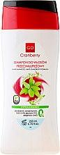 "Düfte, Parfümerie und Kosmetik Anti-Schuppen Shampoo ""Repair & Care"" - GoCranberry Anti-Dandruff Shampoo"
