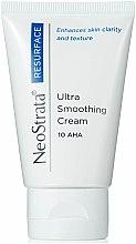Düfte, Parfümerie und Kosmetik Glättende Hals- und Gesichtsreme mit Sheabutter und Glükolsäure - NeoStrata Resurface Ultra Smoothing Cream