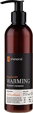 Körperpflegeset - Phenome Tangerine Spa (Anti-Aging Gesichtscreme 10ml + Körperbutter Mandarine 50ml + Duschcreme Mandarine 250ml) — Bild N3