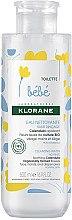 Düfte, Parfümerie und Kosmetik Beruhigendes Reinigungswasser mit Ringelblume für Babys - Klorane Bebe No-Rinse Cleansing Water