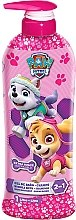 Düfte, Parfümerie und Kosmetik 2in1 Shampoo und Schaumbad für Kinder Skye - Nickelodeon Paw Patrol