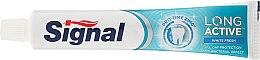 Aufhellende Zahnpasta Long Active White Fresh - Signal Long Active White Fresh Toothpaste — Bild N2