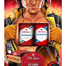 Düfte, Parfümerie und Kosmetik Körperpflegeset - Old Spice WhiteWater Fireman (Deostick 50g + Duschgel 250ml)