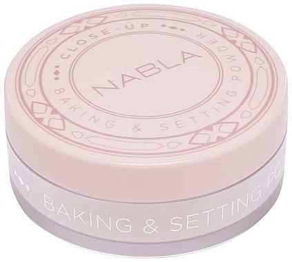 Loser Gesichtspuder - Nabla Close-Up Baking Setting Powder — Bild N1