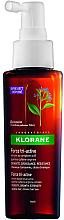 Düfte, Parfümerie und Kosmetik Goldfarbener Zusatz für einen warmen Blondton - Klorane Force Tri-Active