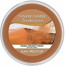 Düfte, Parfümerie und Kosmetik Tart-Duftwachs Warm Desert Wind - Yankee Candle Warm Desert Wind Melt Cup