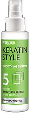 Düfte, Parfümerie und Kosmetik Glättendes Haarserum mit Keratin - Prosalon Keratin Style Smoothing Serum