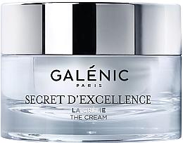 Düfte, Parfümerie und Kosmetik Gessichtscreme - Galenic Secret D'Excellence The Cream