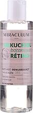 Düfte, Parfümerie und Kosmetik Tief feuchtigkeitsspendendes und verjüngendes Anti-Aging Gesichtstonikum - Miraculum Bakuchiol Botanique Retino Tonic