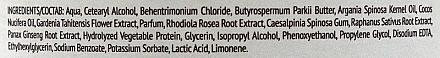 Stärkende Haarmaske mit Ginseng-, Rüben- und Rosenextrakt - Mrs. Potter's Triple Root Strenghten — Bild N2