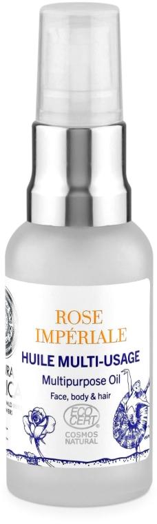 Multifunktionsöl für Gesicht, Körper und Haar - Natura Siberica Mon Amour Rose Imperiale Multipurpose Oil — Bild N1