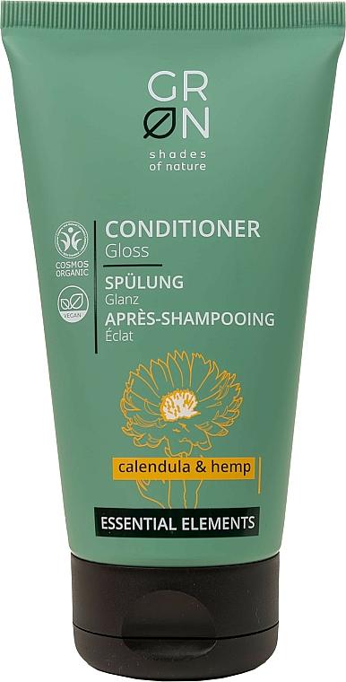 Conditioner für mehr Glanz mit Ringelblume und Hanf - GRN Calendula & Hemp Conditioner — Bild N1