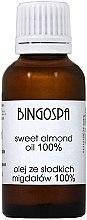 Düfte, Parfümerie und Kosmetik Süßmandelöl - BingoSpa