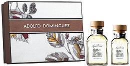 Düfte, Parfümerie und Kosmetik Adolfo Dominguez Agua Fresca Hombre - Set