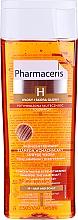 Nährendes Shampoo mit grünem Tee und Vitamin B5 - Pharmaceris H H-Keratineum Concentrated Strengthening Shampoo For Weak Hair — Bild N1
