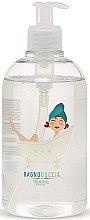 Düfte, Parfümerie und Kosmetik Natürliches Duschgel für Körper und Haar - Bubble&CO Bagno Doccia