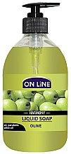 Düfte, Parfümerie und Kosmetik Flüssigseife - On Line Harmony Olive Liquid Soap