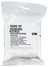 Düfte, Parfümerie und Kosmetik Mizellen-Reinigungstücher für normale Haut - Comodynes Make-up Remover Micellar Solution 3in1