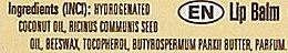 Lippenbalsam - Bione Cosmetics Honey + Q10 With Vitamin E and Bee Wax Lip Balm — Bild N4