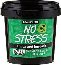 "Düfte, Parfümerie und Kosmetik Shampoo gegen Haarausfall ""No Stress"" - Beauty Jar No Stress Shampoo Against Hair Loss"