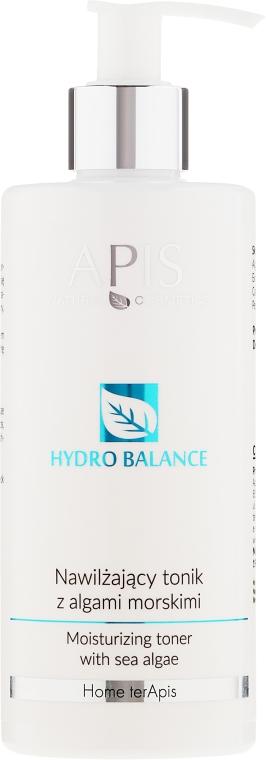 Erfrischendes Gesichtstonikum für normale und Mischhaut - APIS Professional Hydro Balance Moisturizing Toner