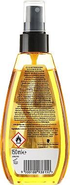 Trockenes Haaröl mit Thermoschutz - Schwarzkopf Gliss Kur Thermo Protect — Bild N2
