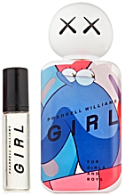 Pharrell Williams Girl - Duftset (Eau de Parfum 100ml + Eau de Parfum 10ml) — Bild N2