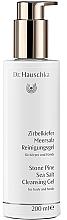 Düfte, Parfümerie und Kosmetik Reinigungsgel für Körper und Hände mit Zirbelkiefer und Meersalz - Dr. Hauschka Stone Pine Sea Salt Cleansing Gel