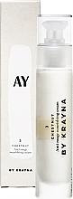 Düfte, Parfümerie und Kosmetik Nährende Anti-Rötungen Gesichtscreme mit Kastanien- und Zaubernuss-Extrakt - Krayna AY 3 Chestnut Cream