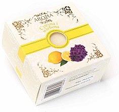 Düfte, Parfümerie und Kosmetik Seife Verbena und Zitrone - Delicate Organic Aroma Soap Verbena and Lemon