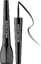 Düfte, Parfümerie und Kosmetik Flüssiger Eyeliner - Make Up For Ever Ink Liquid Eyeliner