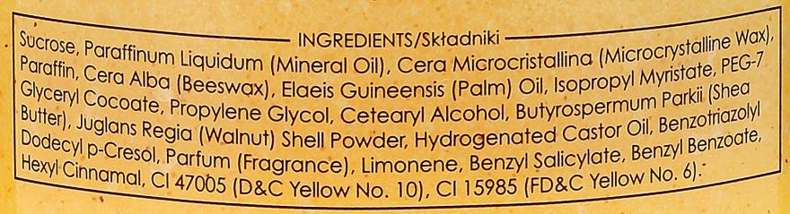 Karamelisiertes Zuckerpeeling für Körper mit Kürbis und Ingwer - Ziaja Sugar Body Peeling — Bild N3