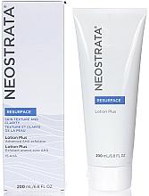 Düfte, Parfümerie und Kosmetik Gesichtslotion mit Glykolsäure - Neostrata Resurface Lotion Plus