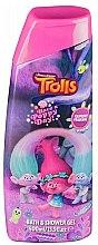 Düfte, Parfümerie und Kosmetik Bade- und Duschgel für Kinder Trolls - Corsair Trolls Bath&Shower Gel