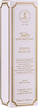Düfte, Parfümerie und Kosmetik Haar-Stylinggel mit Kräutern - Taylor Of Old Bond Street Herbal Hair Gel Luxury Hair Dressing