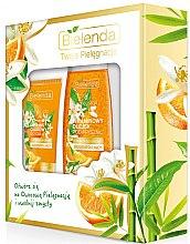Düfte, Parfümerie und Kosmetik Körperpflegeset - Bielenda Your Care Regenerating (Peeling 200ml + Körperöl 400g)