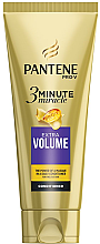 "Düfte, Parfümerie und Kosmetik ""3 Minute Miracle"" Haarspülung ""Extra Volume"" - Pantene Pro-V Three Minute Miracle Extra Volume Conditioner"
