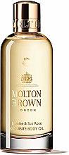 Düfte, Parfümerie und Kosmetik Pflegendes und beruhigendes Körperöl mit Jasmin- und Rosenduft - Molton Brown Jasmine & Sun Rose Exquisite Body Oil