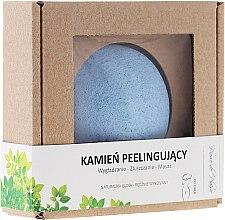 Düfte, Parfümerie und Kosmetik Peelingstein aus natürlicher blauen Tonerde für Körper - Pierre de Plaisir Natural Scrubbing Stone Body