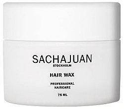 Düfte, Parfümerie und Kosmetik Styling-Haarwachs - Sachajuan Hair Wax