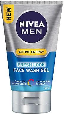 Gesichtswaschgel mit Vitaminkomplex für Männer - Nivea For Men Face Wash — Bild N1