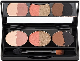 Düfte, Parfümerie und Kosmetik Lidschattenpalette - Hynt Beauty Suite Eyeshadow Palette in Sweet Sahara