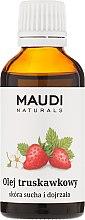 Düfte, Parfümerie und Kosmetik Erdbeeröl - Maudi